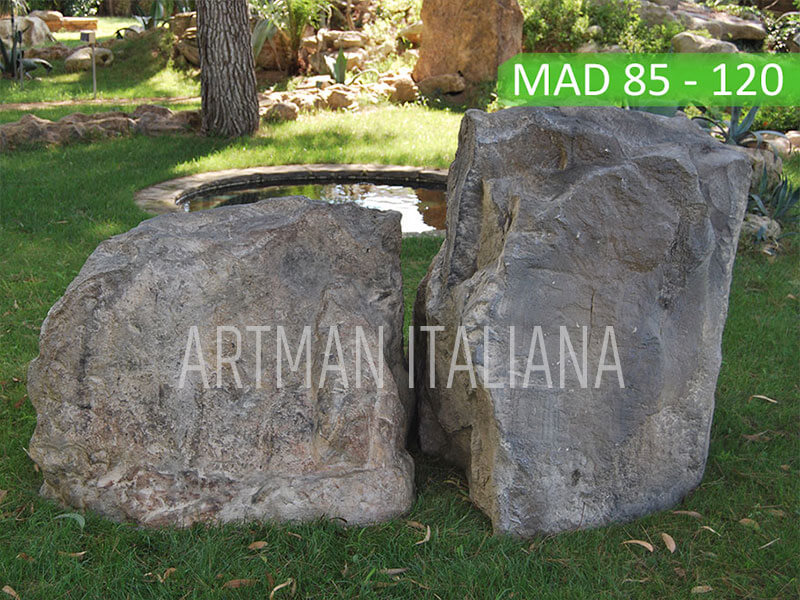 gruppo roccia Mad - Artman Italiana